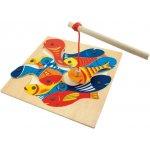 Woody magnetický rybolov Rybičky s udičkou