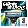 Gillette Mach3 8 ks