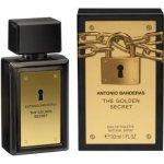 Antonio Banderas The Golden Secret toaletní voda pánská 200 ml