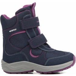 Dětská bota Geox Dívčí zimní boty New Alaska - modré 869531f938