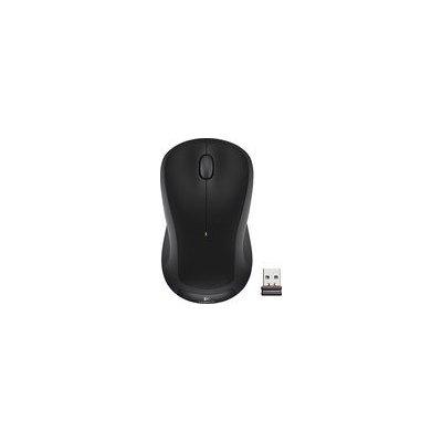 Logitech M310 Mouse Wireless / Myš / Optická / černá (910-003986)