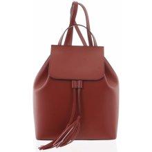 f3595ce1edf ItalY Adelpha luxusní dámský batoh červený