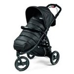 Peg Perego Book Cross Completo 2018 Bloom Black