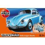 AIRFIX Quick Build auto J6015 VW Beetle nová forma