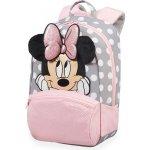 Samsonite batoh Disney Ultimate šedý/růžový