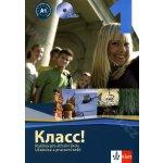 Klacc! 1 - Ruština pro SŠ Učebnice + PS + CD - Orlova M. a kolektiv