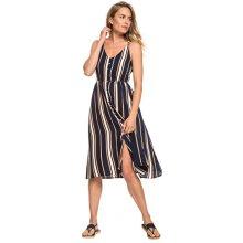 6a49850df8d9d Roxy dámské šaty Sunset Beauty dress Blue Macy Stripe ERJWD03313-BTK4