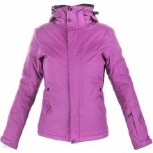 Hi Tec Lille s kapucí fialová dámská zimní bunda