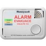 HONEYWELL XC100 alarm CO