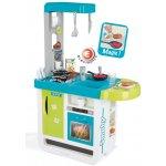 Smoby Kuchyňka Bon Appetit Cherry modro-zelená elektronická