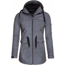 Kilpi dámský softshellový kabát Lasika-W šedý