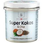 Kokosový olej Super Kokos s chia na vaření - 300 ml