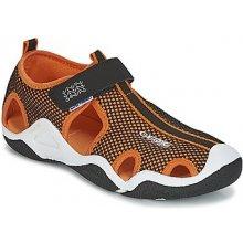 Geox Sportovní sandály J WADER C Oranžová 94d13fb50b