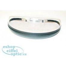 Eiffel optic Velké průhledné PVC pouzdro na brýle