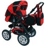 Babysportive Sportive X5 2015 kombinovaný červený