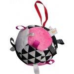Plyšový barevný balónek růžová