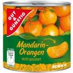 G&G Mandarinky celé kousky loupané 314ml