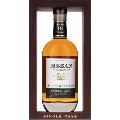 Mezan Jamaica 2000 Cask No. 001 57,26% 0,7 l (kazeta)