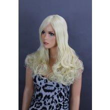 Elementrix Dámská paruka dlouhá blond 432_613C613