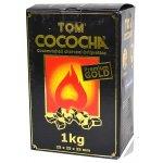 Tom Coco Uhlíky 1 kg Gold