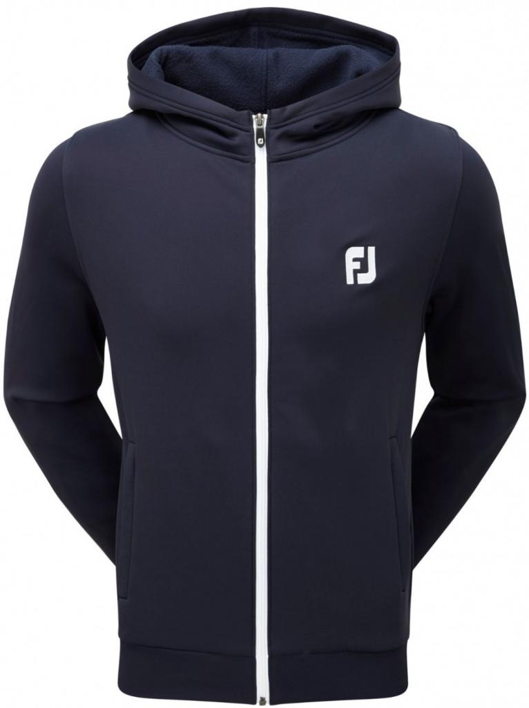 FootJoy mikina Fleece Hoodie tmavě modrá od 1 914 Kč - Heureka.cz 3215fe3343
