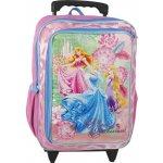 SunCe Junior batoh na kolečkách Disney Princezny S-4520-PGP 455x28x23 cm