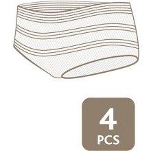 Chicco kalhotky s nohavičkou do porodnice síťované 4ks