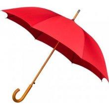 Dámský holový deštník MISTRAL červený