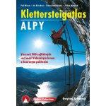 Průvodce Klettersteigatlas Alpy .edice česky
