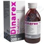 Dinarex 1,5mg/ml por.sol. 1 x 200 ml I