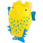 TRUNKI batoh Štvorzubec 7,5l žlutý