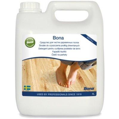 Bona čistič na dřevěné podlahy 4 l