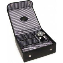 JKBox Black SP552-A25 šperkovnice