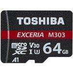 Toshiba SDXC 64GB UHS-I U3 THN-M303R0640E2