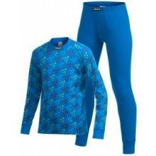 Chlapecký funkční komplet kalhoty+triko Craft Basic Activeblue