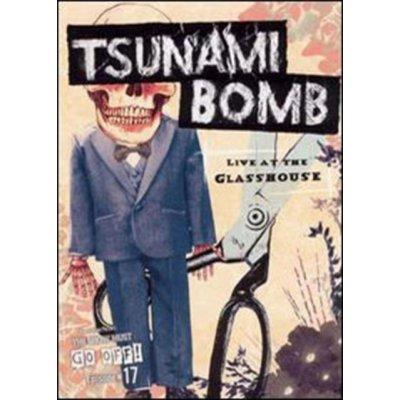 Tsunami Bomb: Live at the Glasshouse DVD