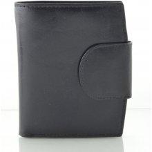 Dámská kožená peněženka Arwel černá
