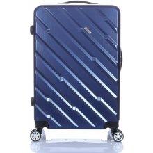 T-Class kufr TPL-7001 L modrá, TSA zámek, rozšiřitelné