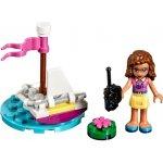 LEGO Friends 30403 Olivie a loď na ovládání