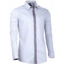 Assante pánská košile prodloužená 20718 d71cbcd214