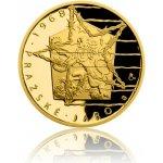 Česká mincovna Zlatá mince Převratné osmičky našich dějin 1968 Pražské jaro 7,78 g