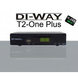 DI-WAY T2-ONE DVB-T2 H.265 HEVC