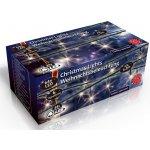 Vánoční vnitřní světelný řetěz 64x LED, 6 režimů, na baterie 3x AA, délka 6.3 m