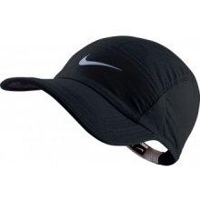 Nike AW84 cap černá/černá/stříbrná