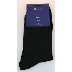 4bbb0a62f94 Looken pánské bavlněné ponožky černé od 13 Kč - Heureka.cz
