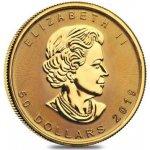 Maple Leaf Zlatá mince 1 Oz 2019