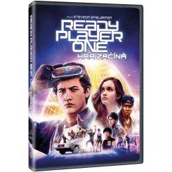 Ready Player One: Hra začíná DVD