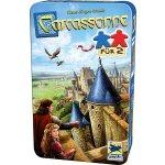 Carcassonne: Cestovní pro 2 hráče