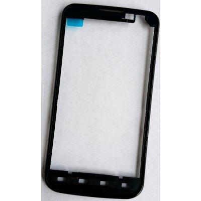 LG E455 Optimus L5 II DUAL přední kryt black / černý