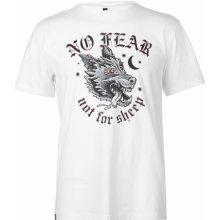 No Fear Skate T Shirt Mens Not For Sheep